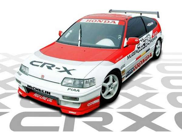 Honda CRX 1991. Service and electrical manual