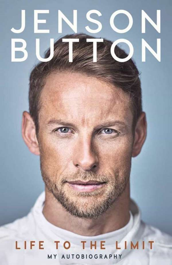 Jenson Button. Life to the Limit