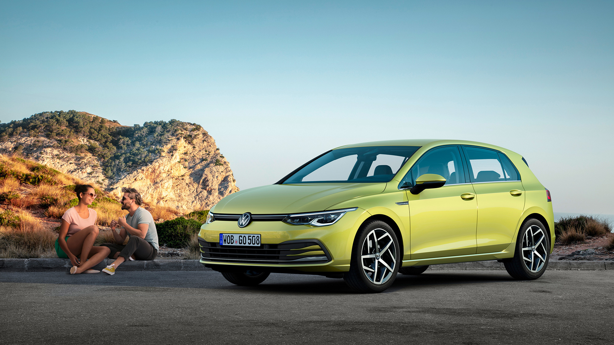 Премьера Volkswagen Golf: дубль восемь