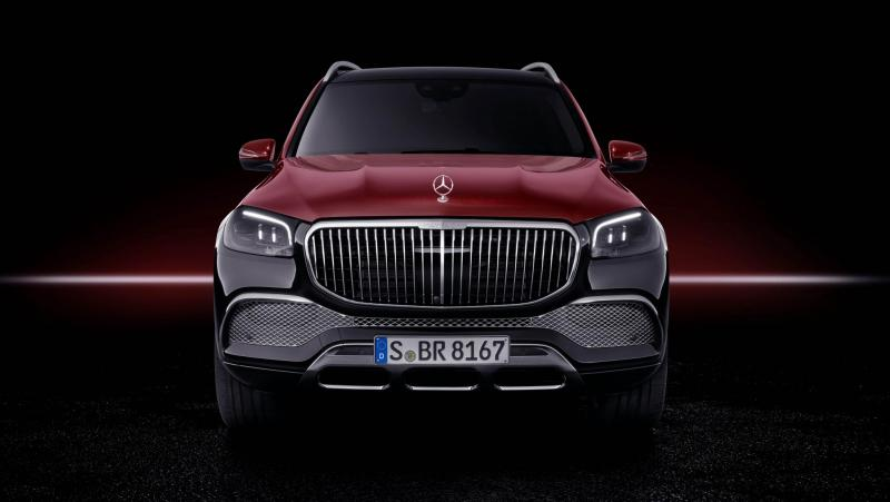Преклоните колени перед Maybach GLS 600