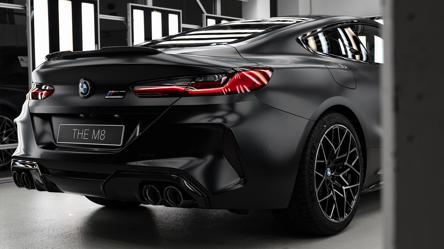 BMW M8 Individual Manufaktur Edition достанется только канадцам